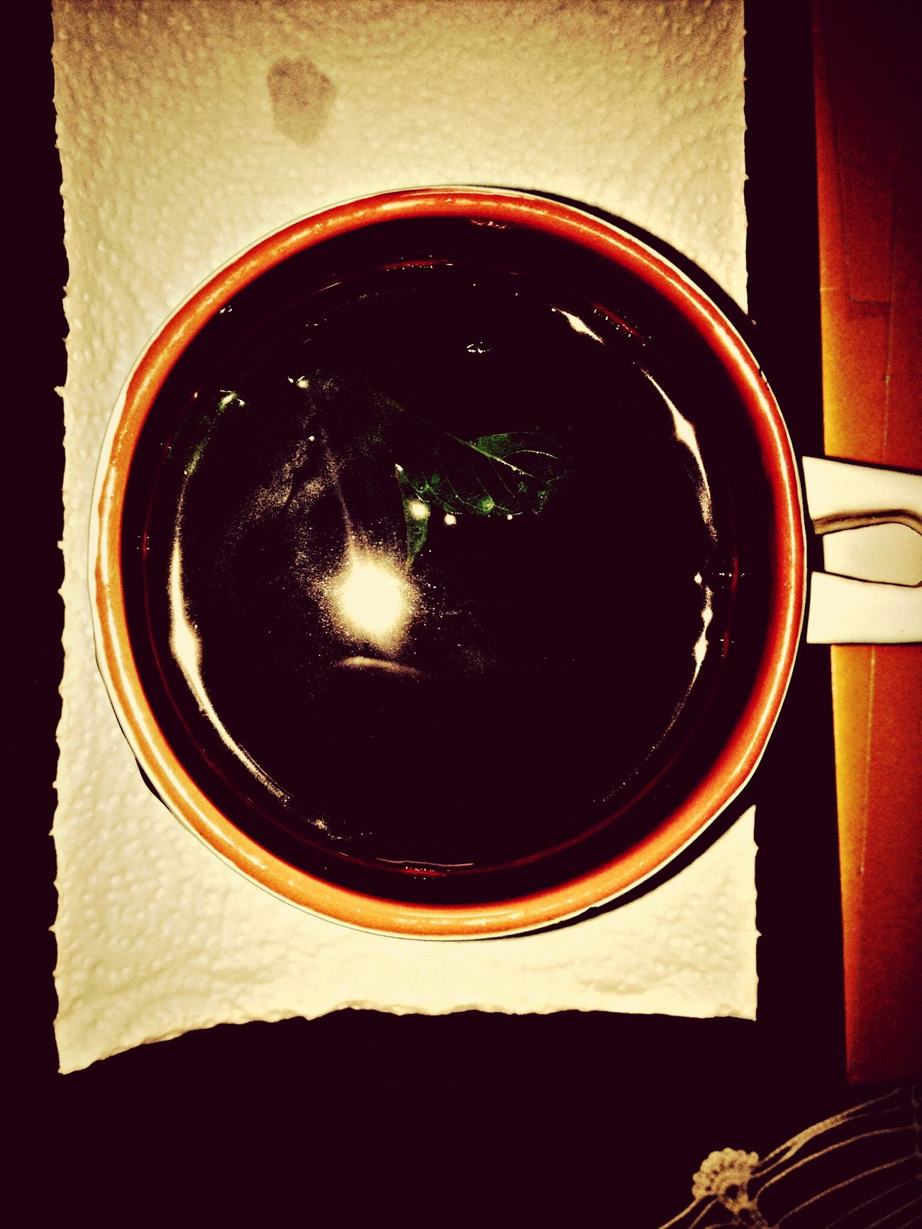 Sit and drink pennyroyal tea !!! Taking Photos Relaxing Nirvana Tea