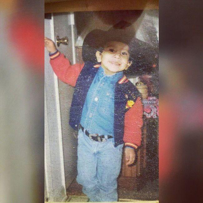Back when i was a cowboyTBT  Cowboy Soyderancho Instashot nocrop