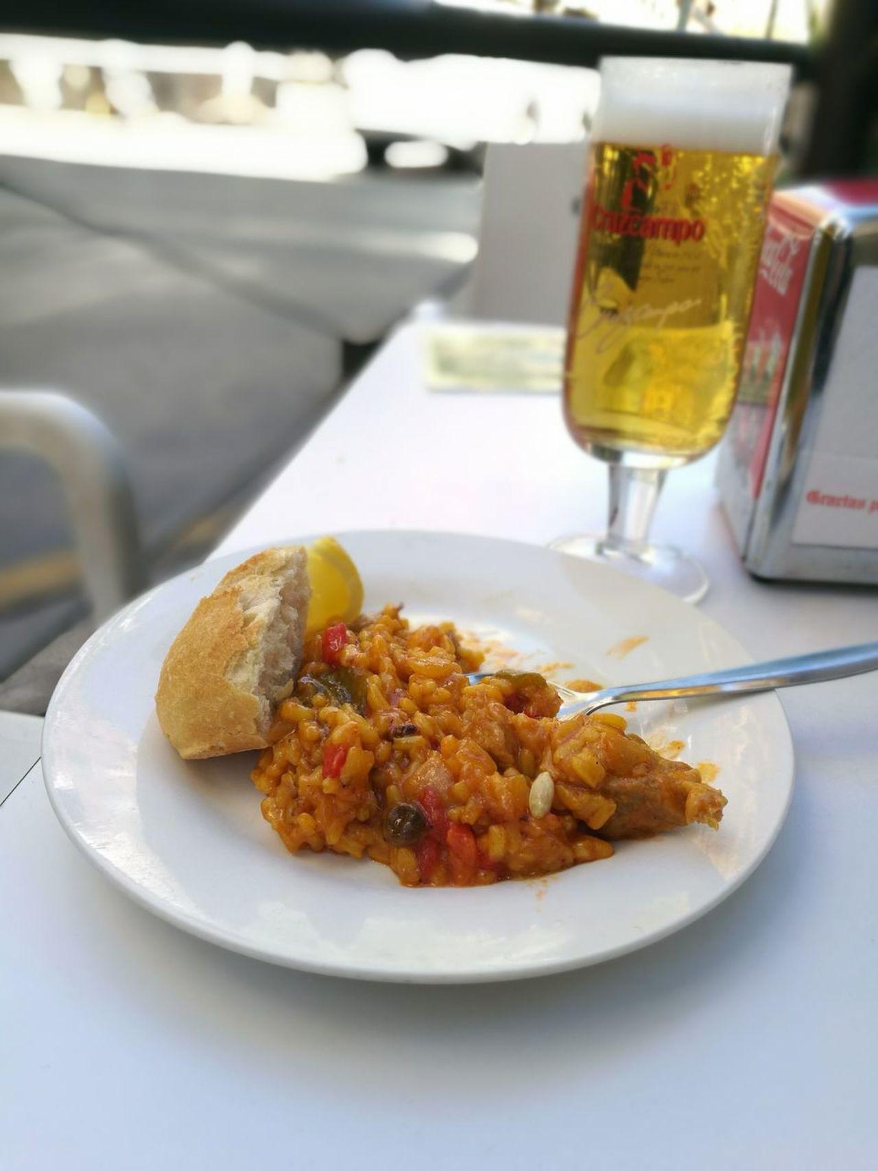 Caña Y Tapa Food And Drink Spain♥ Beer Time