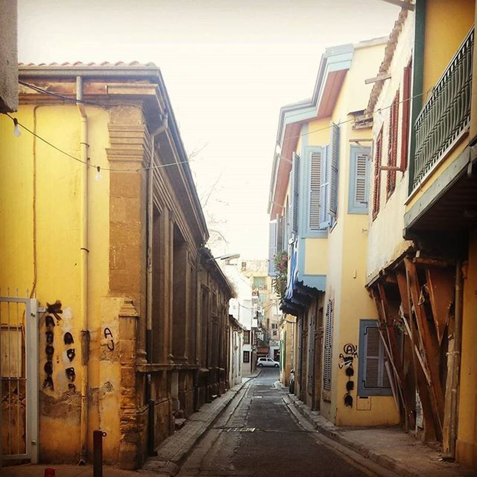 Old Nicosia 📷