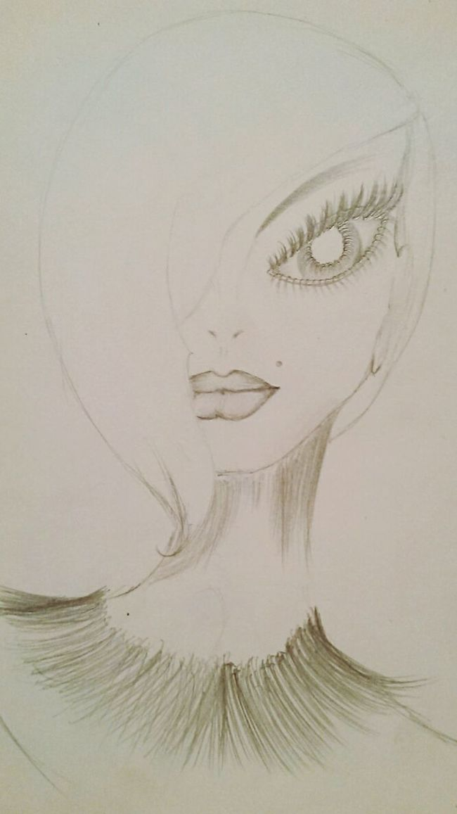 To be finished. Getting Creative Artistic Woman Sketch Art Unfinished_art Unfinished Work...