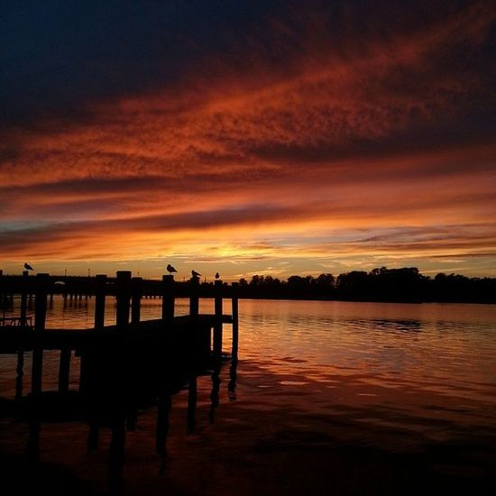 Sag Harbor Sunset Sunset And Clouds  Sunset Long Island Long Island, Ny Sag Harbor Beautiful