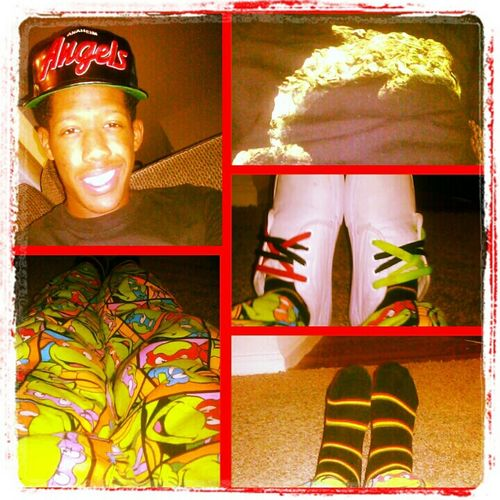 Pj's and weed days