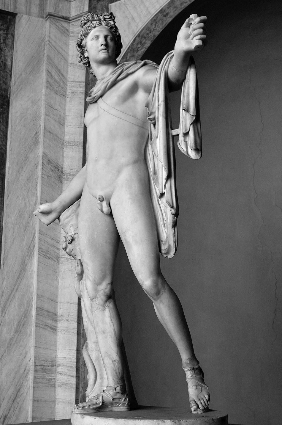 Beautiful stock photos of roma, Apollo Belvedere, Art And Craft, Arts Culture And Entertainment, Day