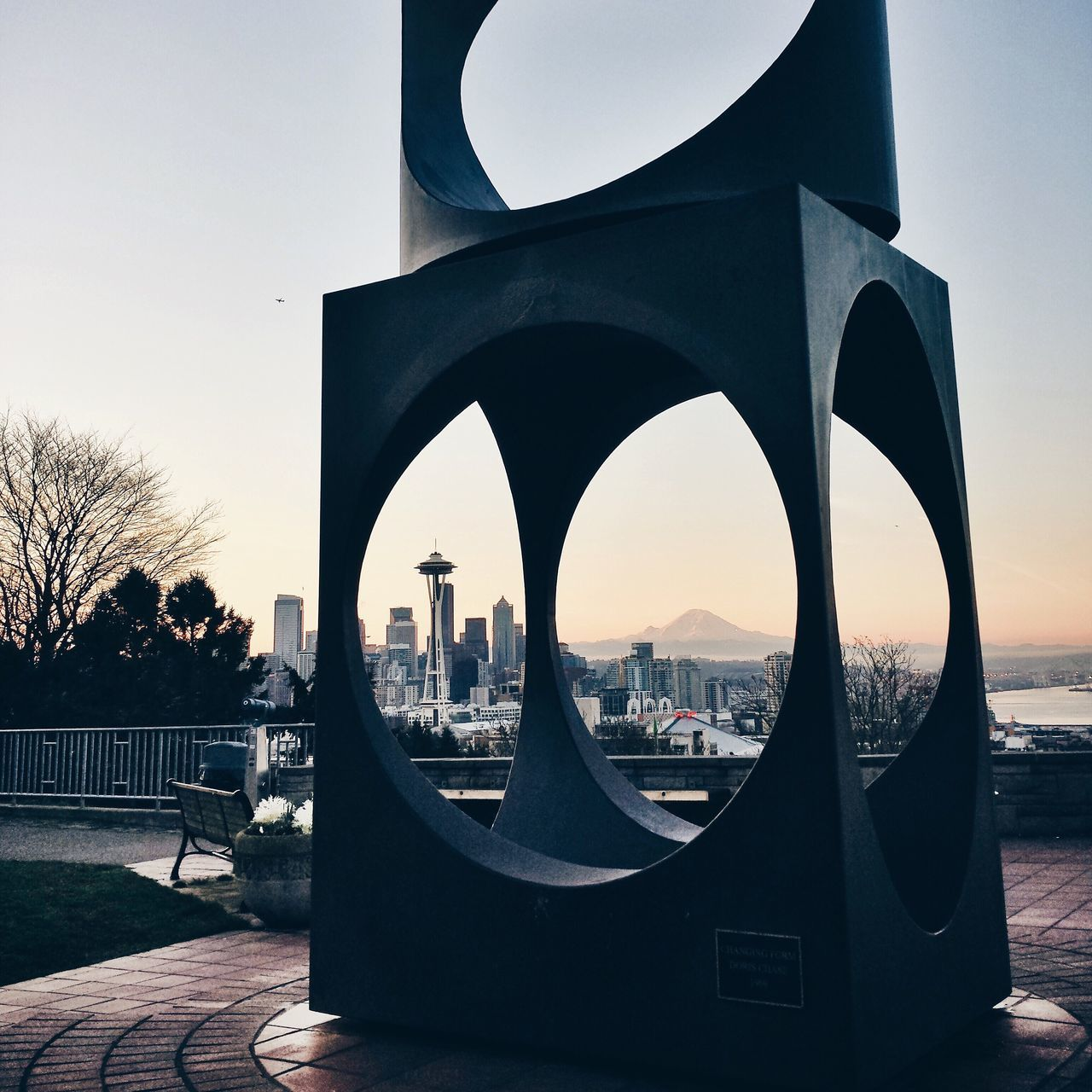 Architecture Built Structure Sky Day Water No People River Building Exterior City Outdoors Close-up Seattle Horizon Over Water Tadaa Community 12daysofeyeem EyeEm Best Shots