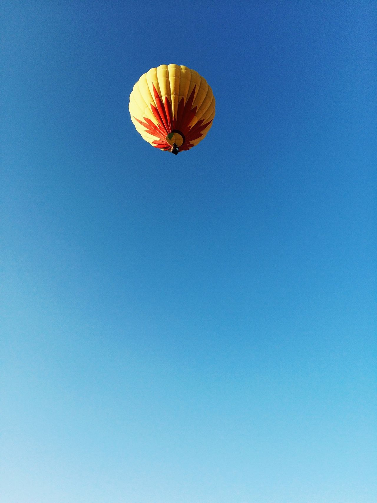 Beautiful stock photos of balloon, Blue, Clear Sky, Copy Space, Day