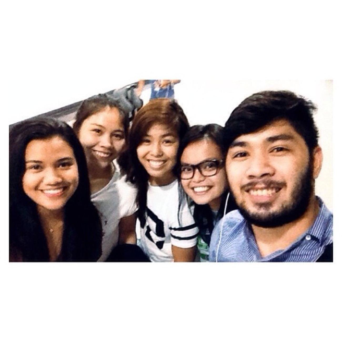 Just arrived in Davao with these gals! :) Manilameetsdavao