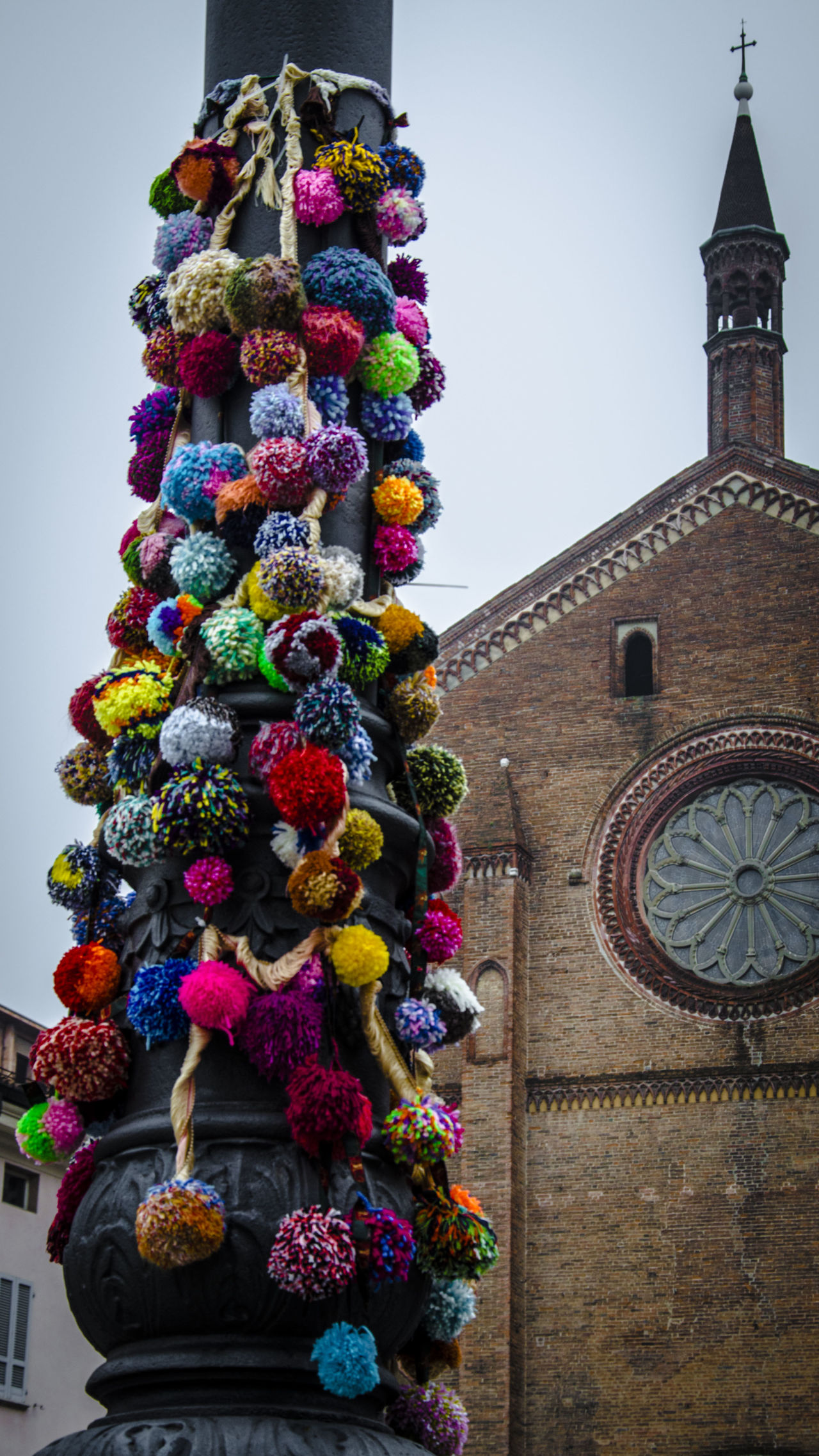 Architecture Building Exterior Cathedral Church Cross Knitting Knittingproject No People Spirituality To Knit Colour Of Life