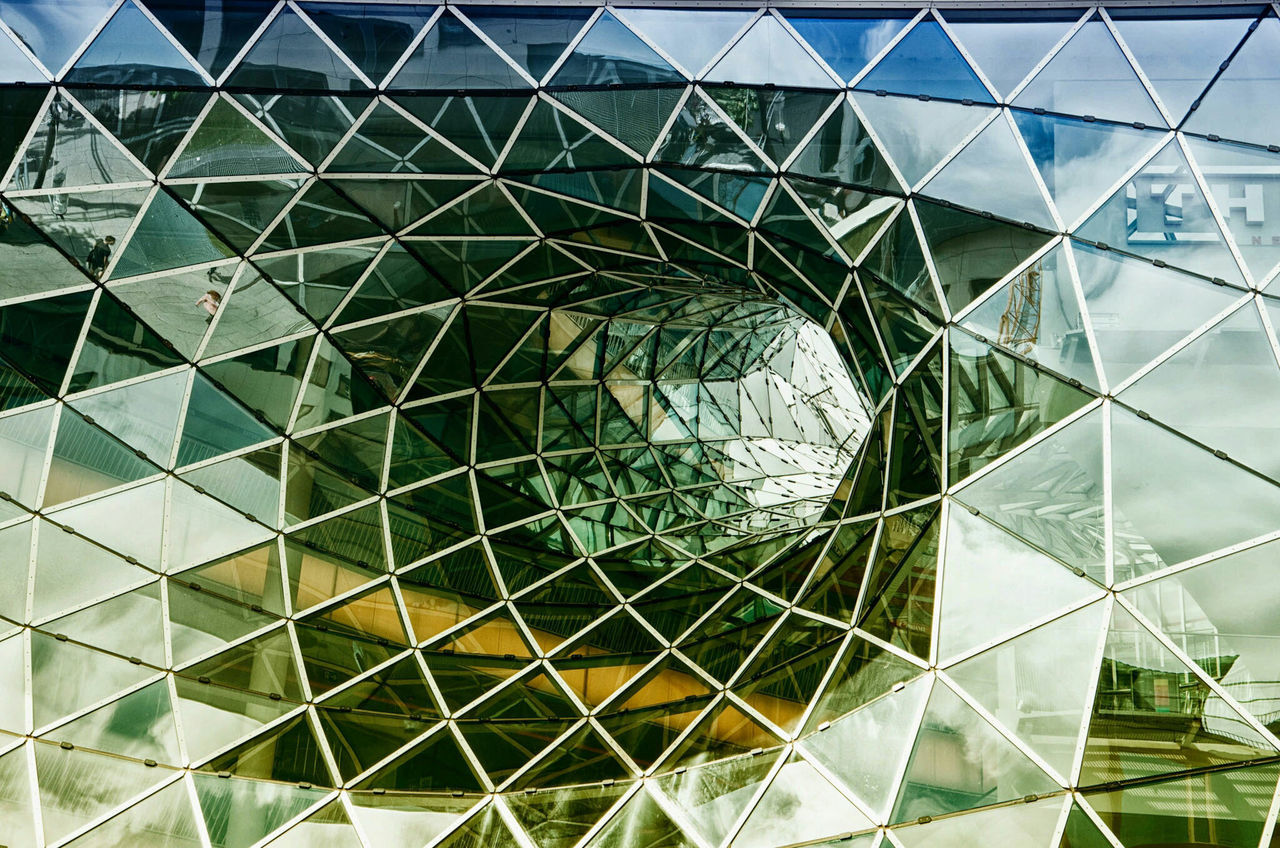 Patterns Architecture Glass Metal Frankfurt Am Main Wingman First Eyeem Photo