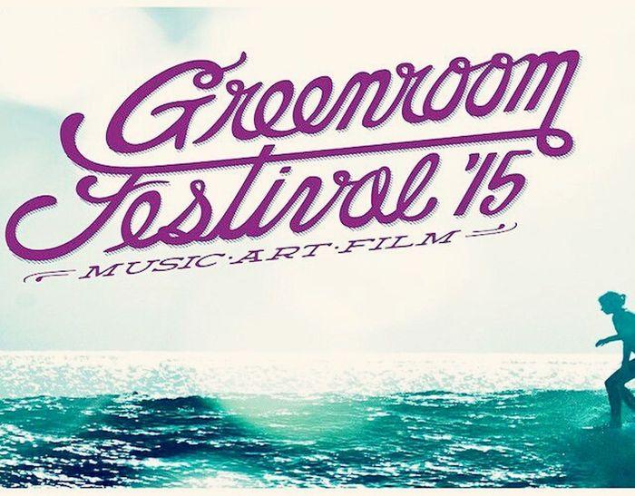 Green Room Festival Music And Art Yokohamaきゃー♡rickieーーG♡って……。行きたかったって話。