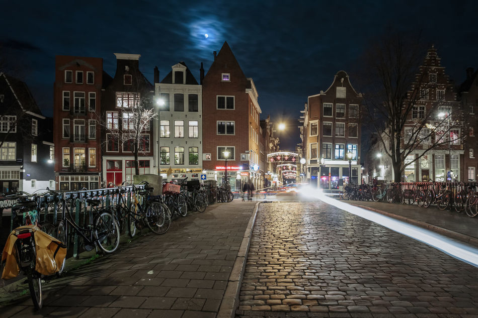 Beautiful stock photos of amsterdam, Amsterdam, Architecture, Bicycle, Building Exterior