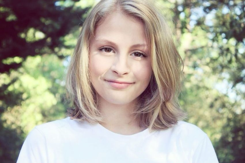 Photography Girl Blonde Nature Portrait