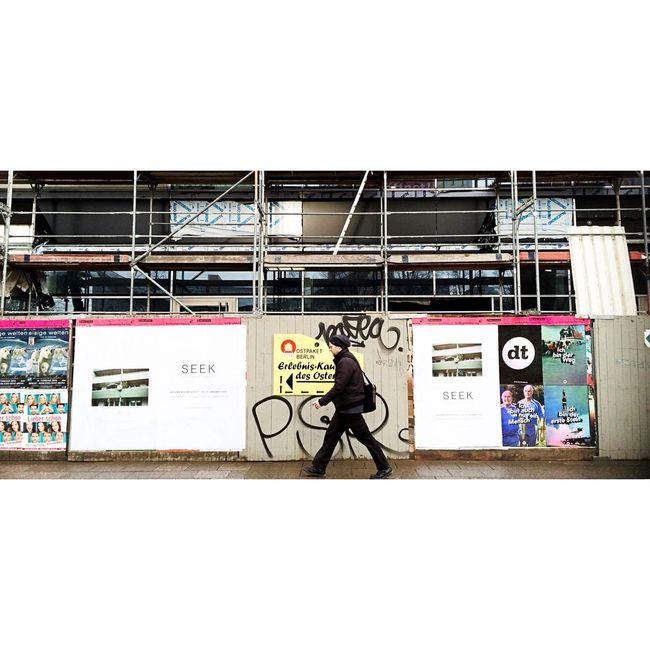 // SEEK : Ich bin der Weg | Ich bin auch nir ein Mensch | Ich bin der erste Stern // SEEK : I am the way | I am only human | I am the first star // Walking Walk This Way Urban Existence Right To Left Right To Bear Arms Seek People Photography Streetphoto_color SignSignEverywhereASign Sightseeing Lerone-frames Urban Photography People In Transit People In Haste Urban Escape New Berlin The Human Condition Babylon