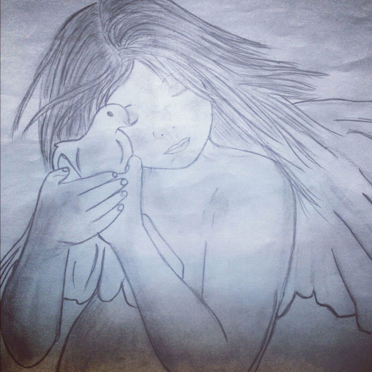 drawing by Yuliya