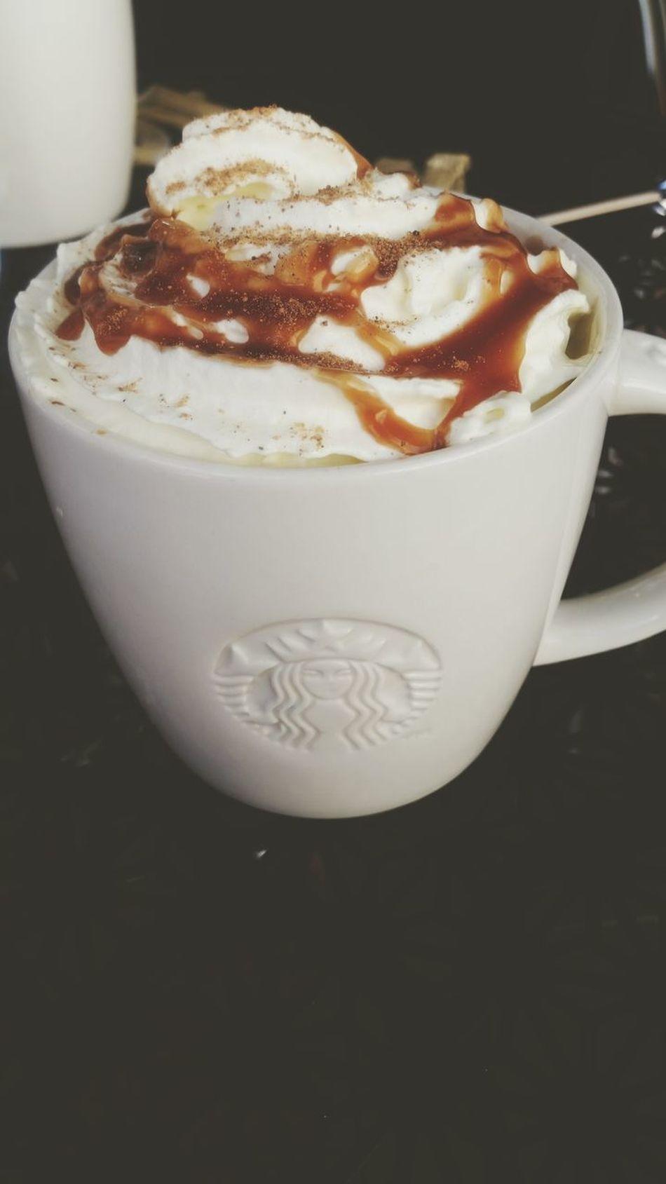 Coffee - Drink Latte Coffee Cup Nut Macadamia Toffee Milk Friend ♡ Townlife Harlow Center Dessert ❤️😍
