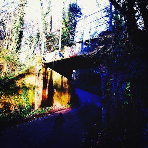 Low Bridge Photography Urban Exploration Mobile Photography Hampshire
