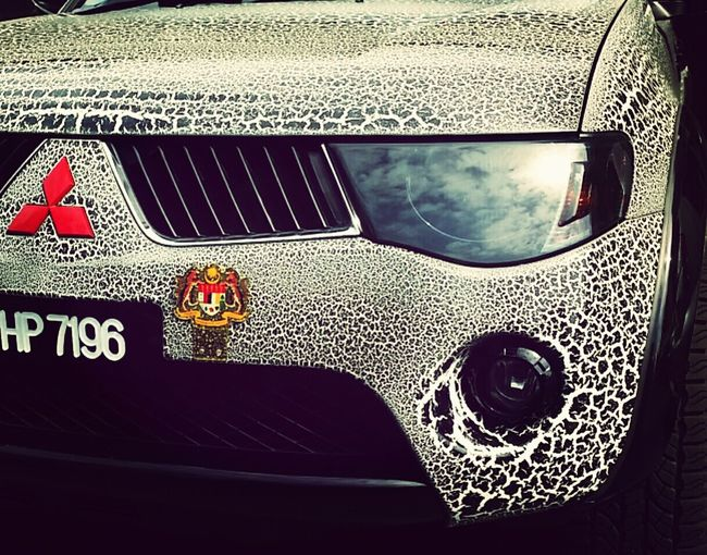 Alien's car Car Porn