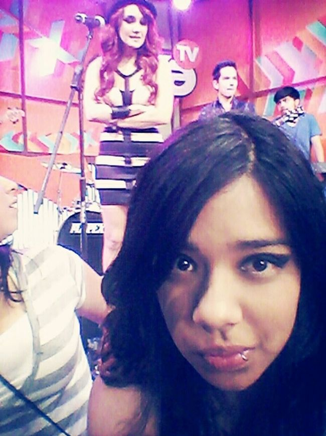 Selfie con Dulce Maria ♡