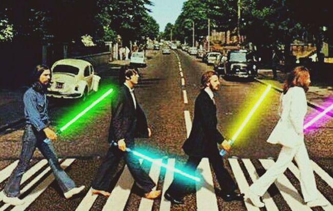 Starwarsday MayThe4thBeWithYou MayTheFourthBeWithYou MayTheForceBeWithyou Beatles Thebeatles Starwars