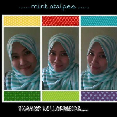 @faridkoto @vienanda @lollobrigidashop Alfanova Hijabstyle  Hijabshawl Hijabstripes winewine