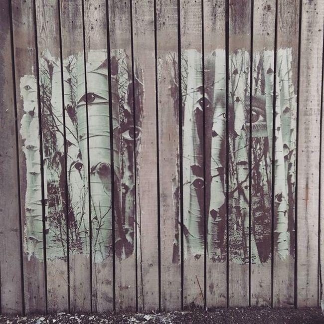 Thanks @kokonofilter for an awesome Midmorning Graffhunt Wheatpaste Pasteup Streetart Denverstreetart Koko Herbertbayer Art Kokobayer