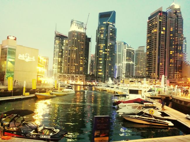 Dubai Dubai Marina Uae #dubai #sharjah #ajman #rak #fujairah #alain #abudhabi #ummalquwain #instagood #instamood #instalike #mydubai #myuae #dubaigems #emirates #dxb #myabudhabi #shj Insharjah Qatar Oman Bahrain Kuwait Ksa [ [a:291107] Dubailife Dubai City Life City Lights Open Edit Popular Hello World Samsung Galaxy S4 Vscocam VSCO UAE Architecture