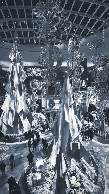 MGM Holidays Lights Decorative Lights Festive Season Monochrome