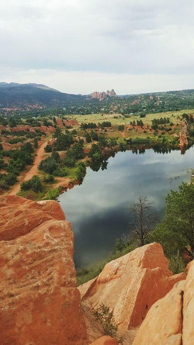 Colorado Redrockcanyon Gardenofthegods