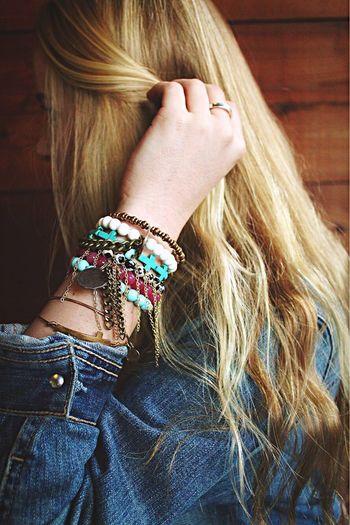 Bracelet Bracelets Anaheim Anaheim Packing House Colorful Beads