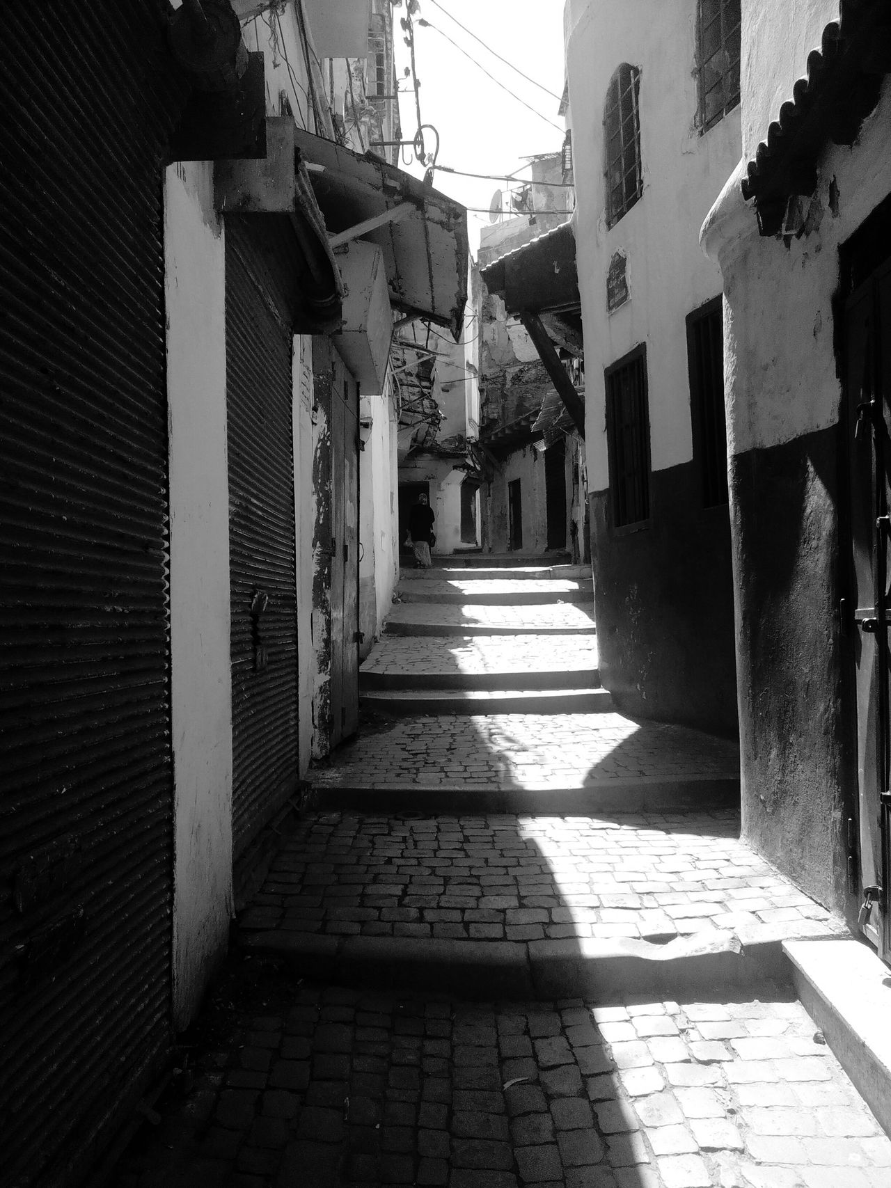 Phoneography OpenEdit Mediterranean  Black&white Blackandwhite Photography Buildings Architecture Historical Buildings Old House Blackandwhite