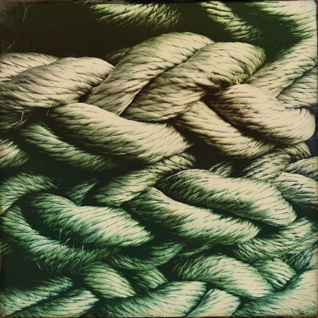 o Rope Macro Hipstamatic Textures