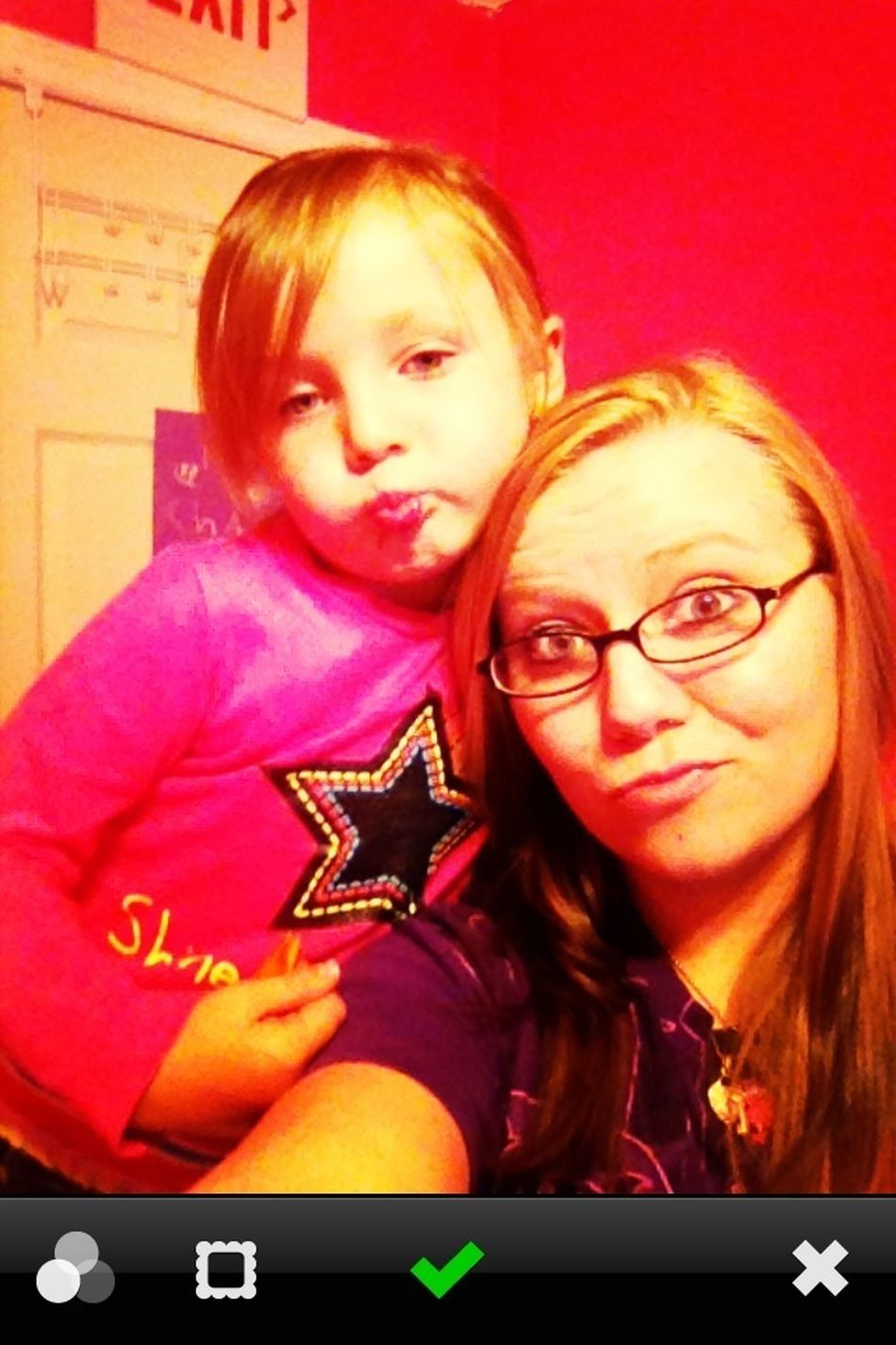 Silly Faces!