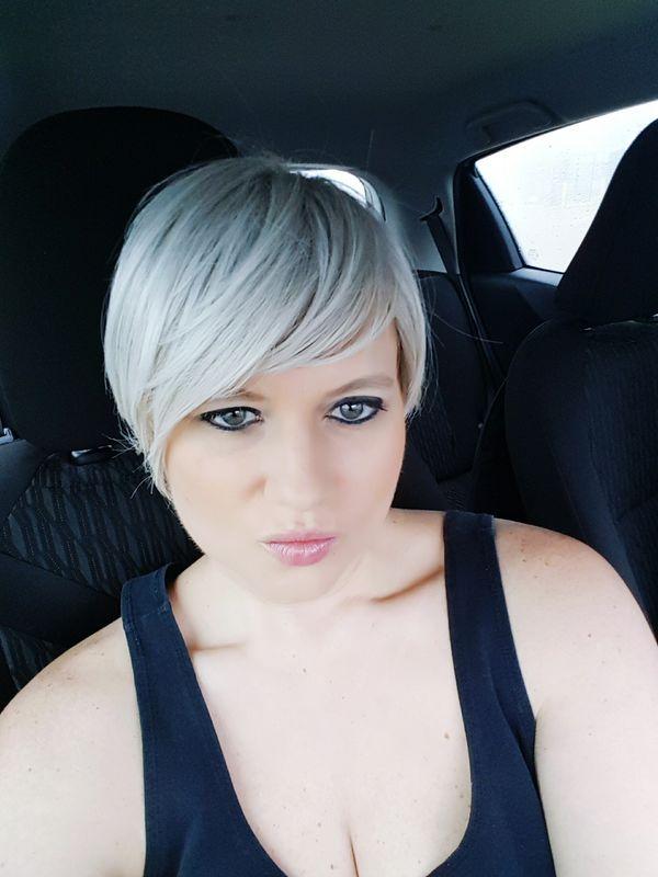 New Look ! Before Changing Hair. Enjoying Life 2016