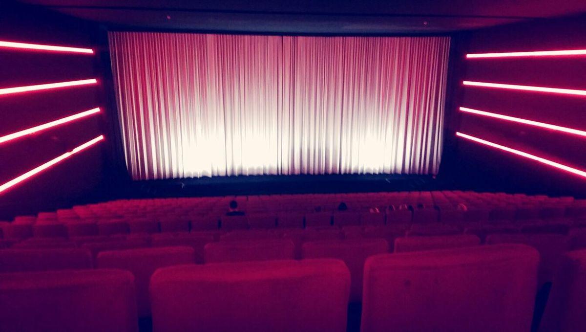 Movie Night Movie Time Cinema 3D