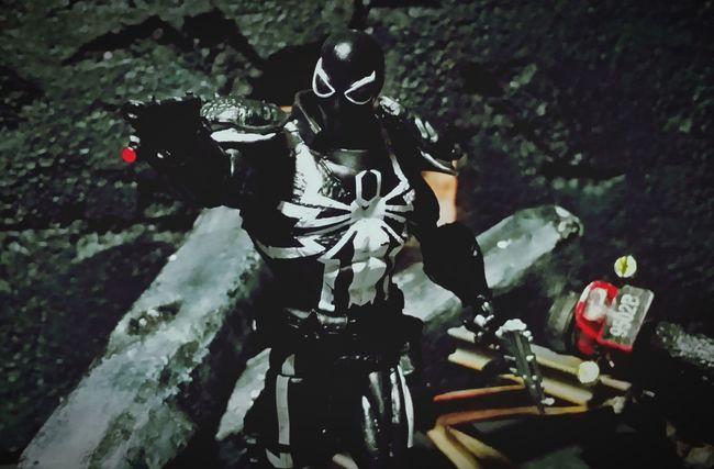 Agent Venom First Eyeem Photo