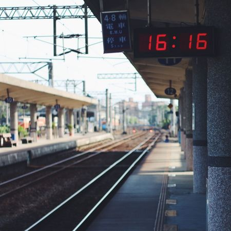 Traveling Taiwan Hualien Hualien, Taiwan Train Train Station Railway Popular Photos OpenEdit