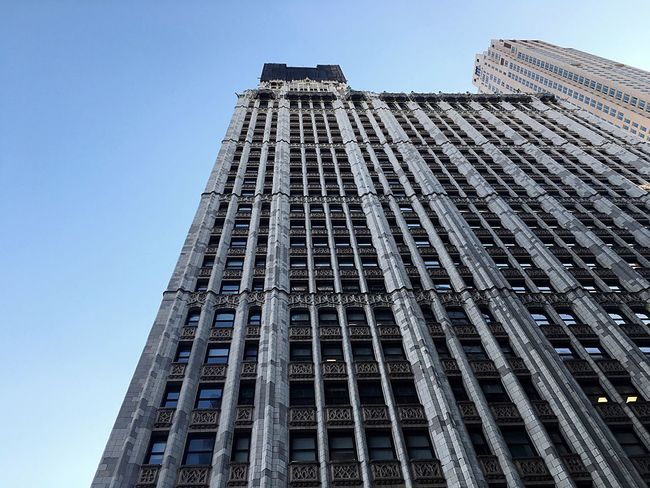 Architecture Low Angle View Building Exterior Built Structure Tall - High Clear Sky City Skyscraper Window Tower Tall Office Building Blue Day Building Story Outdoors Repetition Sky Modern Apartment