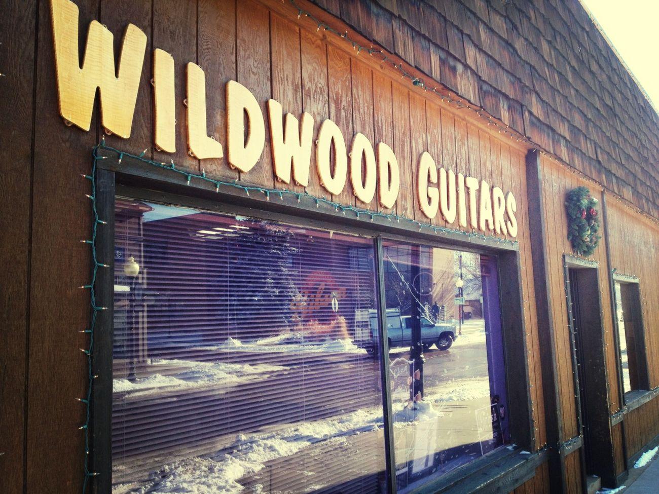 Best little guitar shop