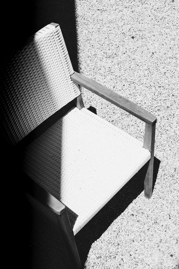 I put more thought into this photo of a chair than I have for any of my model shoots. Nikon Minimalism Minimal Minimalist Photography  Minimalmood EyeEmNewHere EyeEm Best Shots EyeEm Diversity EyeEm Gallery EyeEm Best Edits EyeEmBestPics EyeEm Masterclass EyeEm Bnw Bnw_friday_eyeemchallenge EyeEmbestshots Eye Em Vision The Week On EyeEm Sunlight Shadow Day Outdoors Built Structure Close-up Architecture EyeEmNewHere