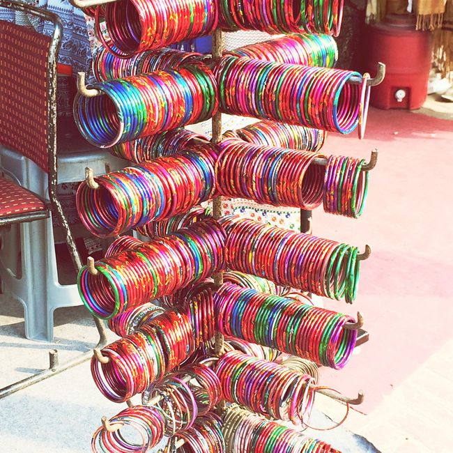 Holiday POV Colors Jewelry Summer Flea Markets Dillihaat