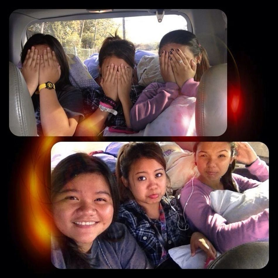 I miss this two crazy girl =(