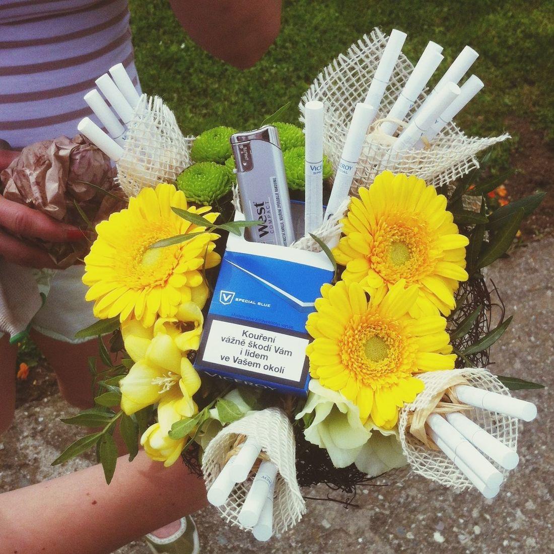 Floral Ciggaret