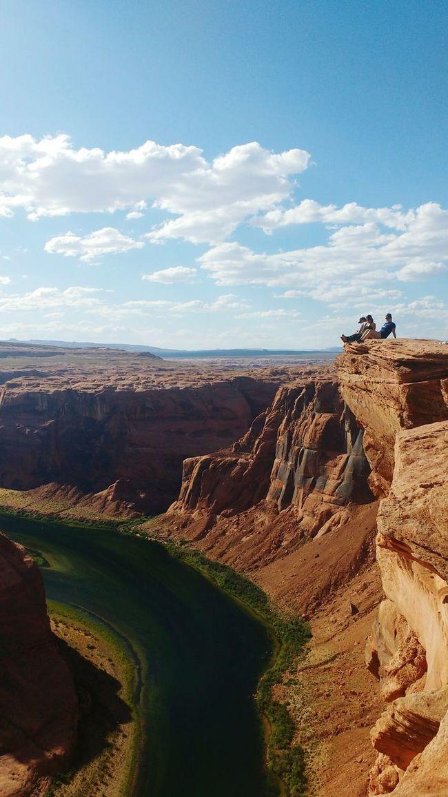 Horshoebend Colorado River Arizona