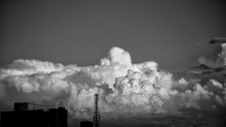 Cloud explosion Sky Nature Day EyeEmNewHere Cloudslovers