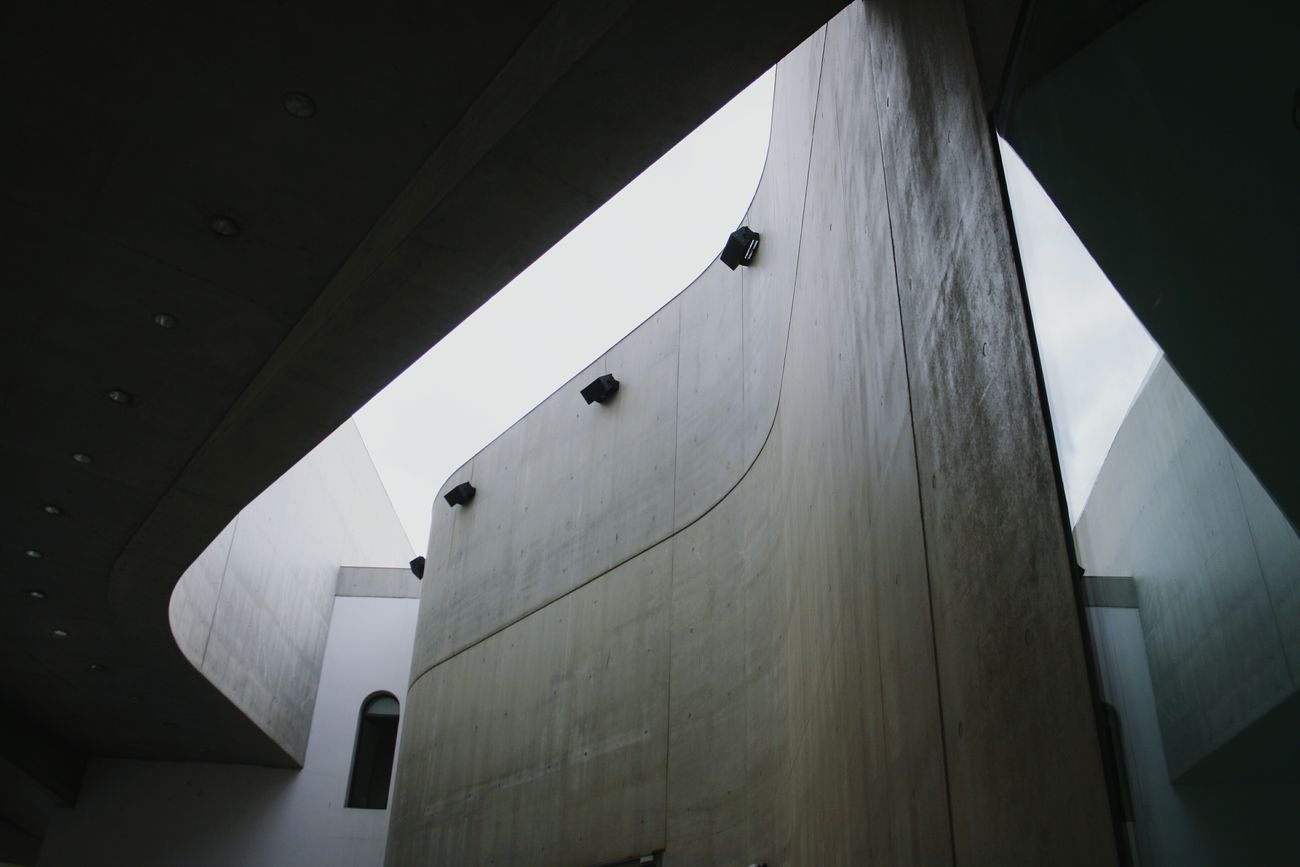 Architecture Built Structure No People Modern Day Futuristic MAXXI Museum Rome Italy Outdoors City MAXXI Roma MAXXI Low Angle View Modern Rome Light Arts Culture And Entertainment Art Architecture Occupation Standing Corridor Maxxi Museum