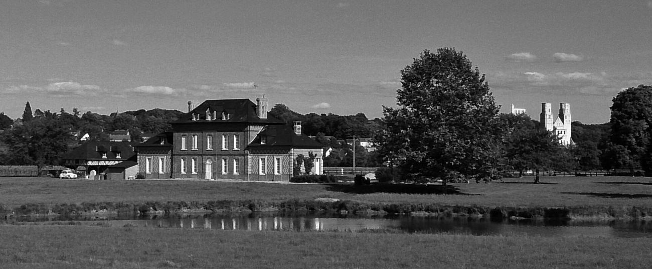 Bnw Noir Et Blanc Monochrome Landscape_Collection