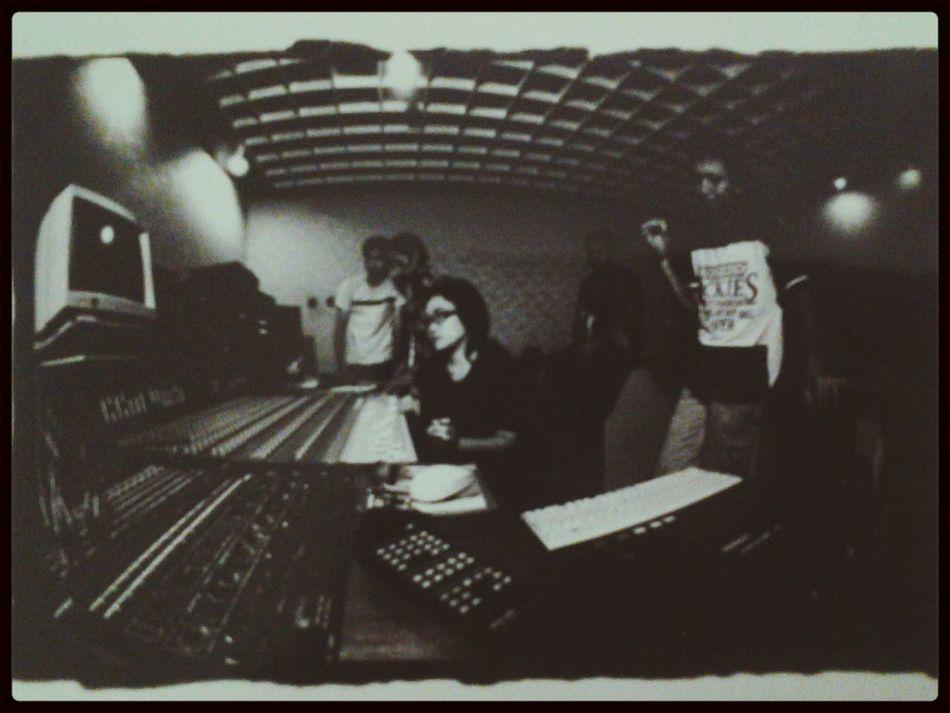 Love That Moment Jetcoasterskaband Mixing Sound @pondokpinangstudio .... it's 14years ago.. nice.. ♡