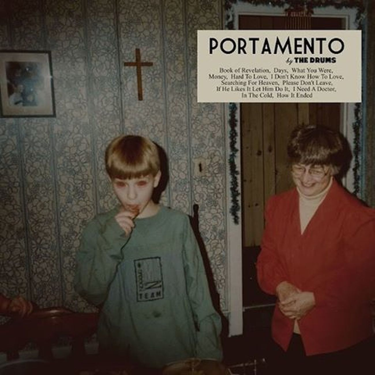 I love this album... Portamento Thedrums Days  Favoritealbum