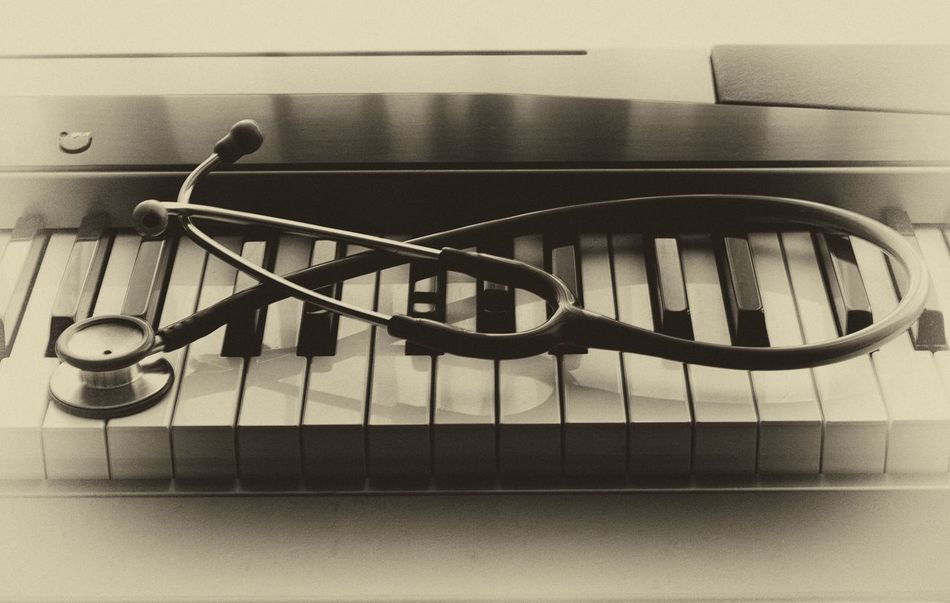 The piano. Monochrome_life Idling Music Is Life Black And White Photography People Creative Light And Shadow Streetphotography Authentic Moments Portrait Monocrome Musical Instrument My Stet Healingthebodyandmind through Music
