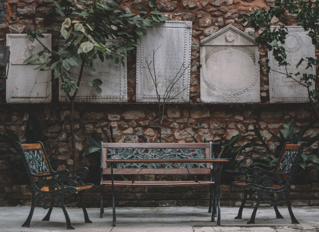 Beautiful stock photos of istanbul, Architecture, Bench, Bridge - Man Made Structure, Built Structure